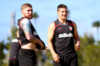 England Rugby League training session