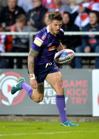 St.Helens v Wigan Warriors