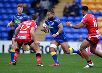 Warrington Wolves v Salford Red Devils