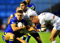 Warrington Wolves v Huddersfield Giants