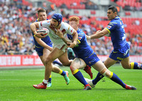 Warrington Wolves v Catalans Dragons