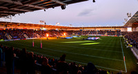 Warrington Wolves v Leeds Rhinos