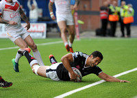 Widnes Vikings v Sheffield Eagles