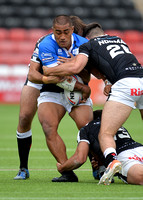Widnes Vikings v Toulouse