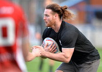 Widnes Vikings v Toronto Wolfpack training session