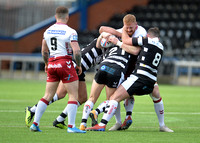 Widnes Vikings Academy v Wigan Warriors Reserves