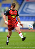 Wigan Warriors v Castleford Tigers