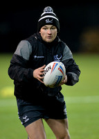Widnes Vikings training session