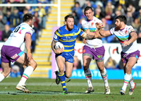 Warrington Wolves v Hull KR