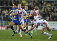 St.Helens v Warrington Wolves