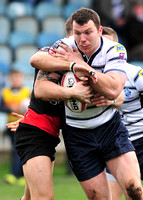 Featherstone Rovers v North Wales Crusaders